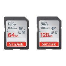 SanDisk Ultra SDXC UHS-I Memory Card