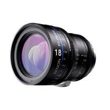 Schneider Optics Xenon FF 18mm T2.4 Prime Lens (Various)