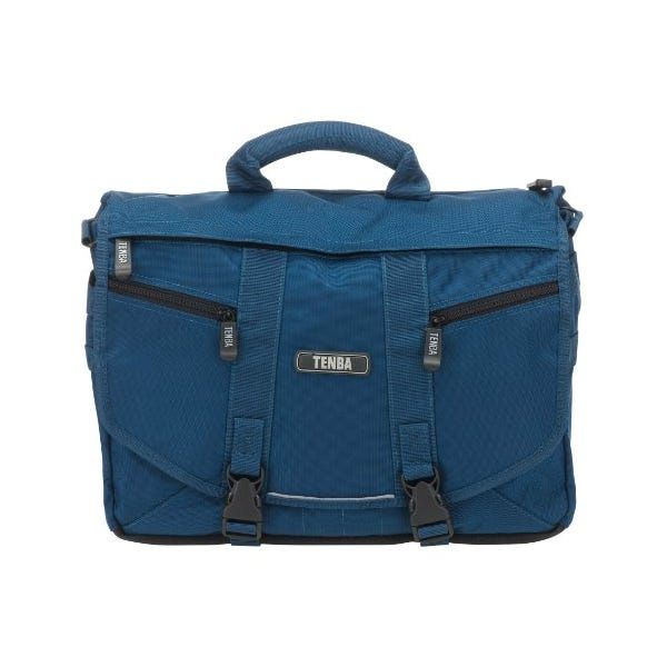 Tenba ProDigital 2.0 Small Messenger Satchel - Navy Blue