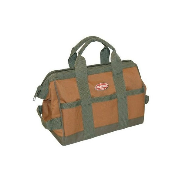 "Bucket Boss 12"" Gatemouth Tool Bag"