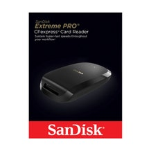 SanDisk Extreme PRO CFexpress Type B Card Reader