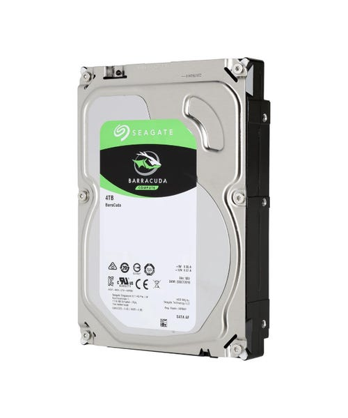 Seagate 4TB BarraCuda SATA 6Gb/s Internal Hard Drive