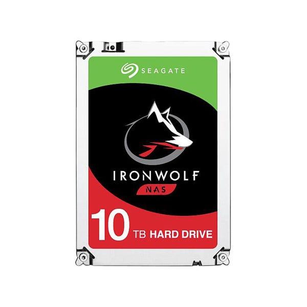 Seagate 10TB IronWolf NAS SATA 6Gb/s Internal Hard Drive