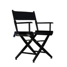 Custom Back Print - Film Craft Studio Short Director's Chair - Black