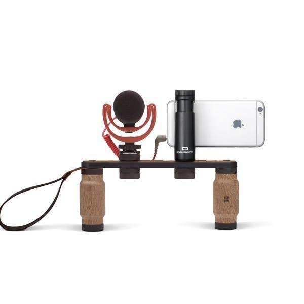 économiser e0202 6df20 Shoulderpod X1 Professional Pocket Rig for Smartphones