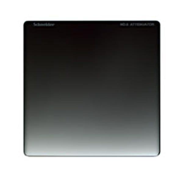 "Schneider Optics 6.6 x 6.6"" Neutral Density (ND) 0.6 Attenuator Filter"