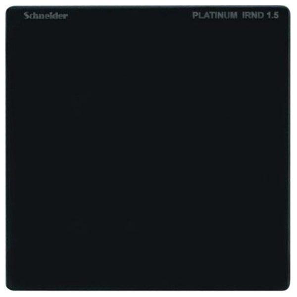"""Schneider Optics 6.6 x 6.6"""" MPTV Platinum Infrared Neutral Density (ND) 1.5 Filter"""
