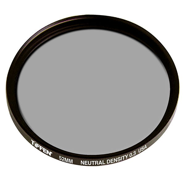 Tiffen 52mm Neutral Density (ND) 0.3 Filter
