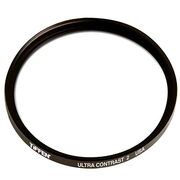 Tiffen Series 9 Round Ultra Contrast 2 Filter