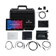 SmallHD Cine 7 Deluxe Camera Control Kit - Gold Mount