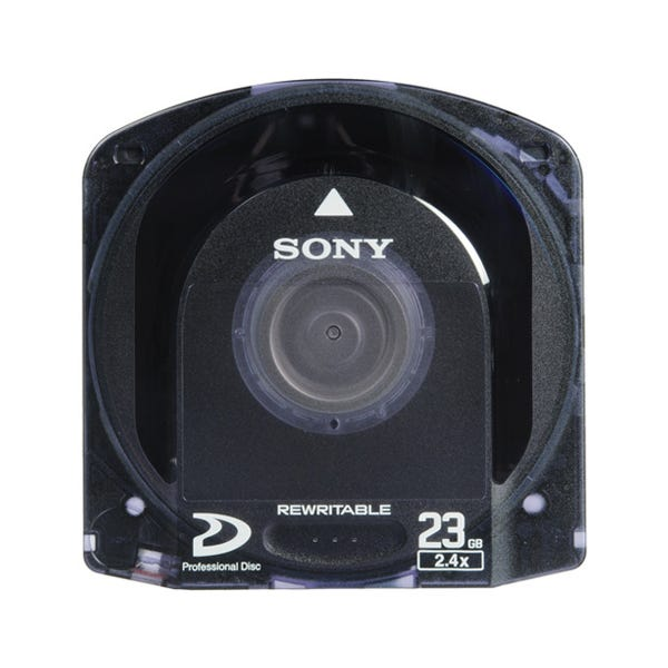 Sony 23GB XDCAM Single Layer