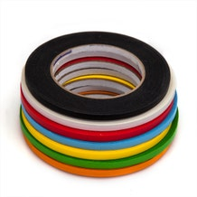 """ProTape 1/4"""" (Artist's Paper Tape) - 1/4 Inch x 60 Yards - Various Colors"""