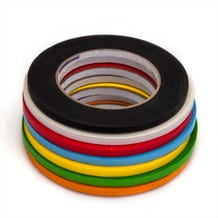 "ProTape 1/4"" (Artist's Paper Tape) - 1/4 Inch x 60 Yards - Various Colors"