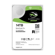 "Seagate 14TB BarraCuda Pro 7200 rpm SATA III 3.5"" Internal HDD"
