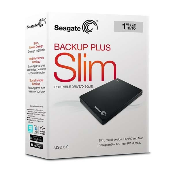 seagate mobile backup not working