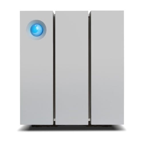 LaCie 2big Thunderbolt 2 Series USB 3.0 2-Bay RAID Drive 2018
