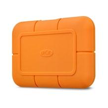 LaCie 500GB Rugged SSD USB-C External Drive
