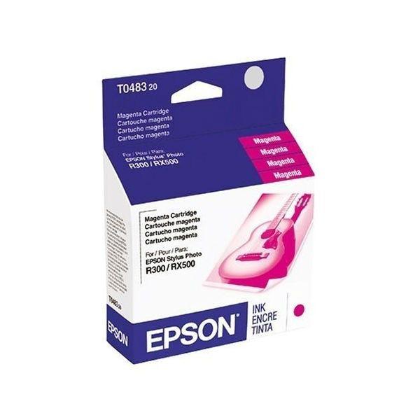 Epson 48 Cartridge for Stylus Photo Printers - Magenta Ink