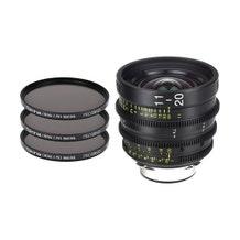 Tokina Cinema ATX 11-20mm T2.9 Zoom Lens with 3 x PRO IRND Filter Kit (PL Mount)