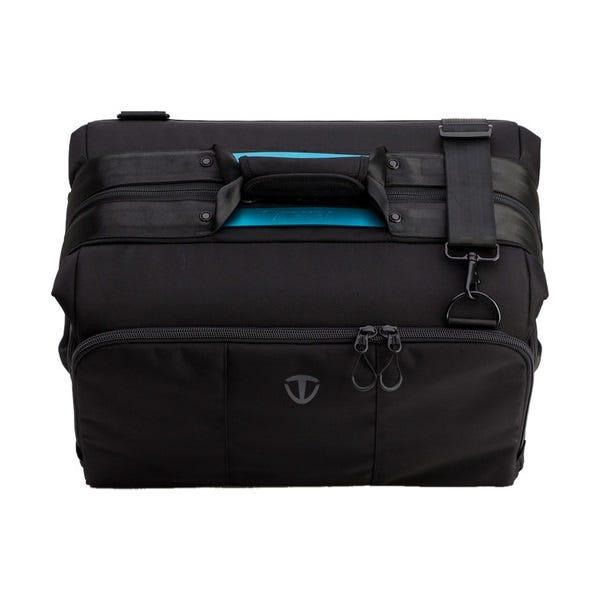 Tenba Cineluxe Video Shoulder Bag 21 Hightop - Black