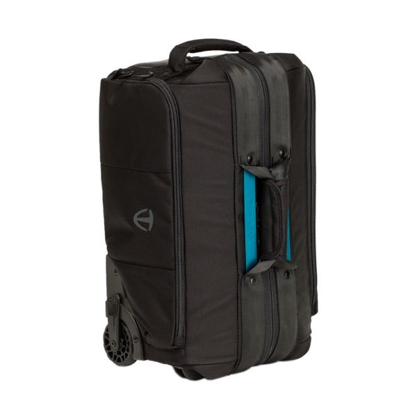 Tenba Cineluxe Roller 21 Video Bag - Black