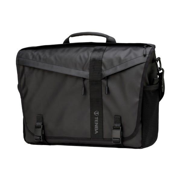 Tenba DNA 15 Slim Messenger Bag - Black Special Edition