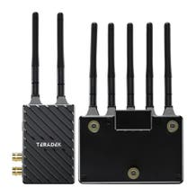 Teradek Bolt 4K LT 750 3G-SDI/HDMI Wireless RX/TX Deluxe Kit (Gold Mount)