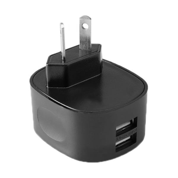 Tether Tools Rock Solid Dual USB to AC Wall Adapter - AU