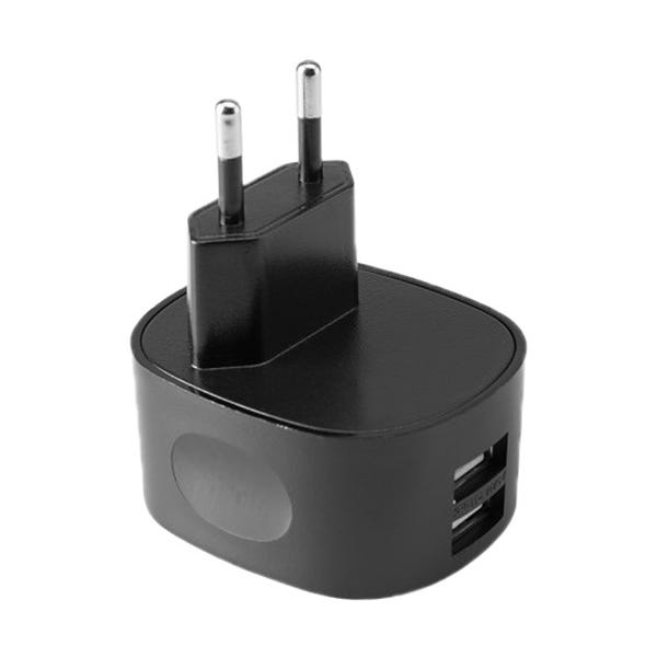 Tether Tools Rock Solid Dual USB to AC Wall Adapter - EU