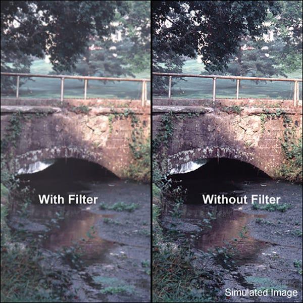 "Tiffen 4 x 4"" Pro-Mist 1/4 Filter"