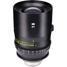 Tokina 18mm T1.5 Vista Cinema Prime Lens (MFT Mount, Feet)