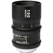 Tokina Cinema AT-X 100mm T2.9 Macro Lens (Nikon F Mount)