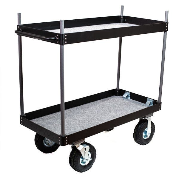 Backstage TR-04 Collapsible Camera Cart - Regular Tires