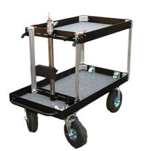 Backstage Collapsible Steadicam Cart TR-05 - Carefree Tires
