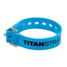 """TitanStraps 14"""" Super Utility Strap - Fluorescent Blue"""