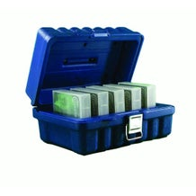 Turtle Data LTO-5 Case - Blue