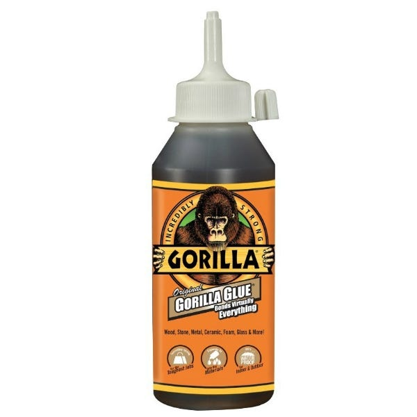 Gorilla Glue 8 oz. All Purpose Adhesive