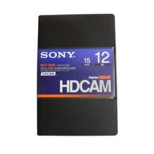 Sony HDCAM 12 Minute Tape