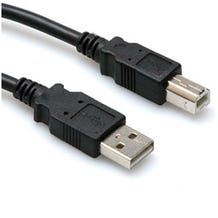 Hosa Technology USB 2.0 Cable A to B - 5'