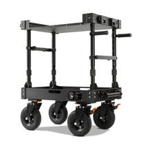 Inovativ Voyager 30 EVO Equipment Cart with X-Top Keyboard Shelf