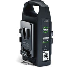 Anton Bauer GM2 Dual-Bay Charger with 4-Pin XLR Output (V-Mount)
