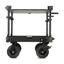 Inovativ Voyager 36 NXT Equipment Cart with X-Top Keyboard Shelf