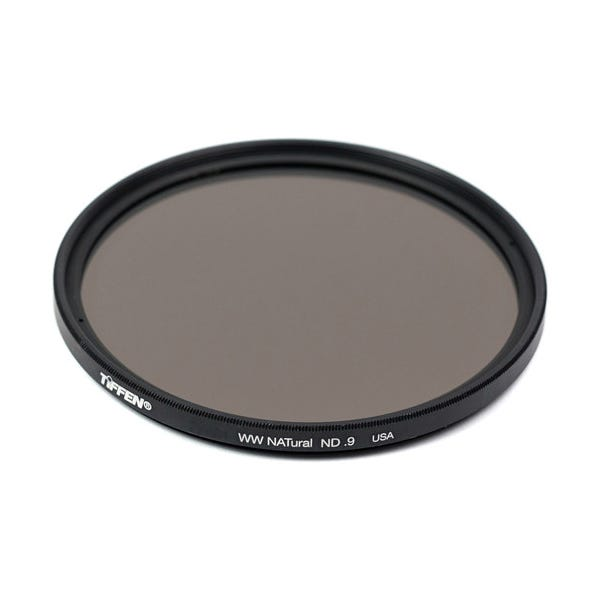 Tiffen 52mm Water White Glass NATural IRND 0.9 Filter - 3 Stop