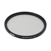 Tiffen 62mm Water White Glass NATural IRND 0.3 Filter - 1 Stop