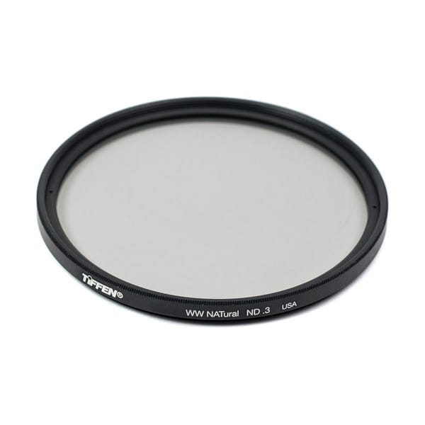 Tiffen 67mm Water White Glass NATural IRND 0.3 Filter - 1 Stop