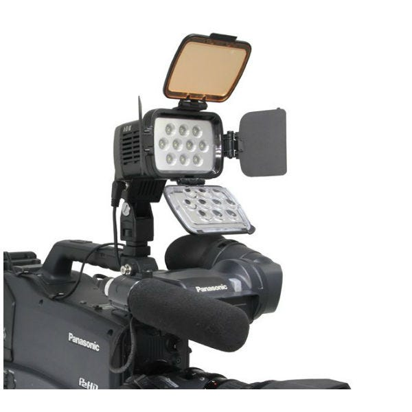 IDX X10-Lite High Performance LED On-board Camera Light