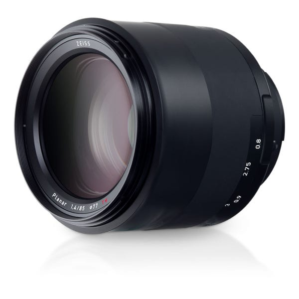 Zeiss Milvus 85mm f/1.4 ZF.2 Lens for Nikon F