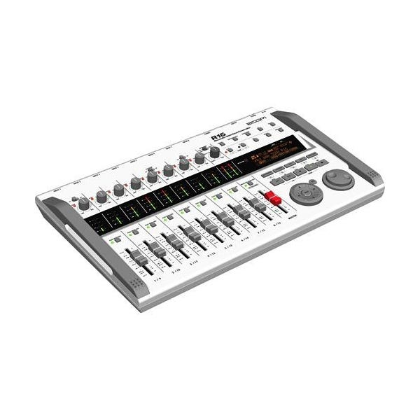 Zoom R16 Multi-Track Recorder & Mixer, Computer Interface & Controller