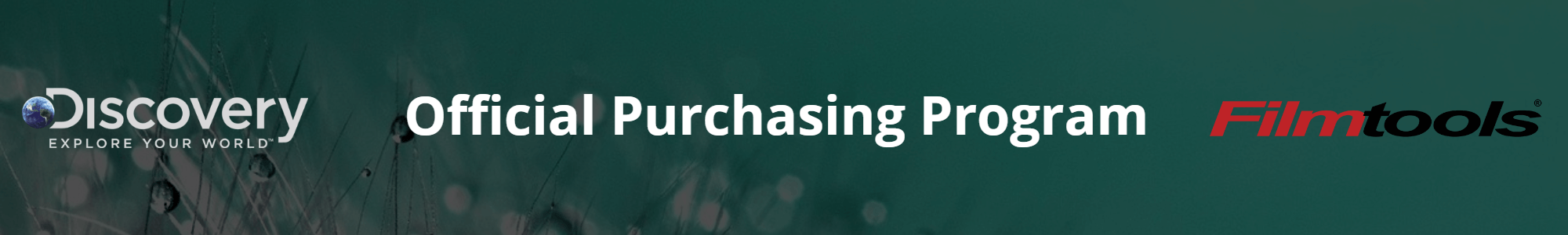 Official Purchasing Program